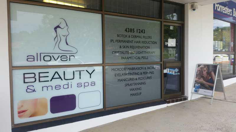 All Over Beauty  Medi Spa - Cairns Dentist